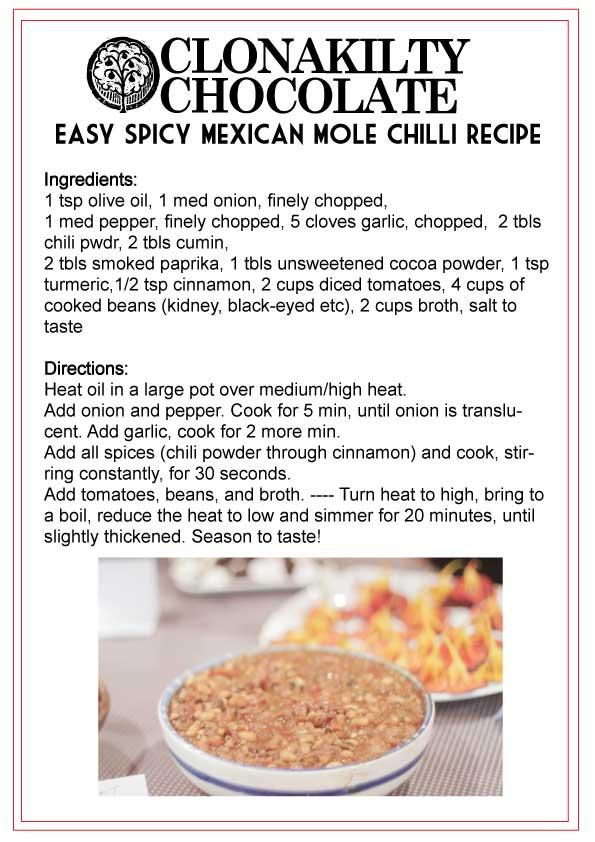 Mole-Recipe