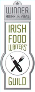 Winner 2020 Awards Irish Food Writers' Guild